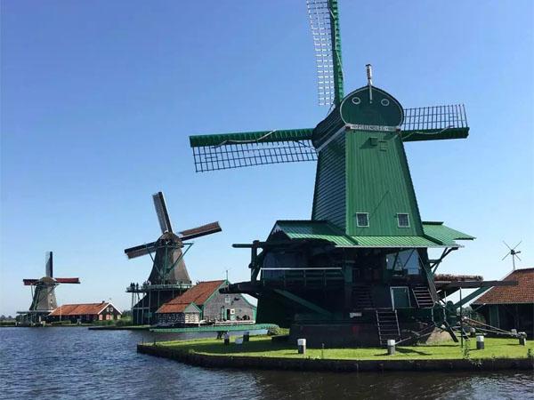阿姆斯特丹 风景